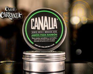 JABÓN PARA AFEITAR -CANALLA 200g $350,00