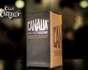 ACEITE FREGON -CANALLA- 90 ml $290,00