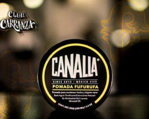 POMADA FUFURUFA -CANALLA- 100 g $380,00