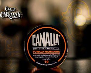POMADA MAMALONA -CANALLA- 100g $225,00